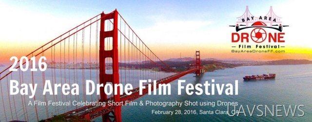 无人机获肯定!美国加州将举办无人机电影节