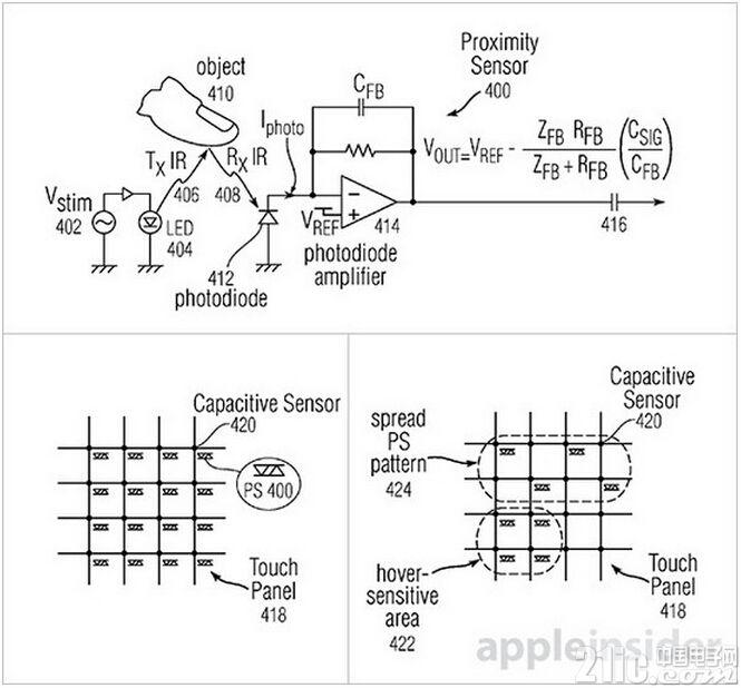 16年苹果要玩悬空触控?