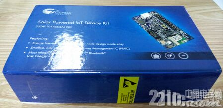IoT�����ռ�������Solar Powered IoT Device kit����
