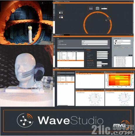 是德科技UXM无线测试仪现已集成到WaveStudio OTA 测量解决方案中
