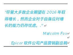 近九成公司面临超预期增长   Epicor全新调查发现企业对于超预期增长并未做好充分准备