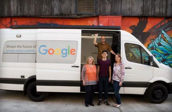 """谷歌将实验室设在面包车上 开着它""""游遍""""全美"""