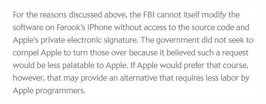 可怕!美司法部可强制苹果交出iOS源代码