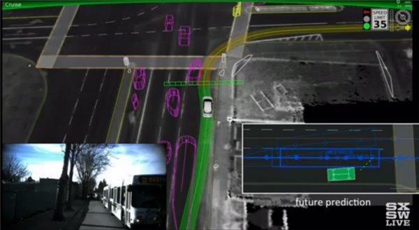 你说多智能?无人车撞公交:电脑以为人类会让行