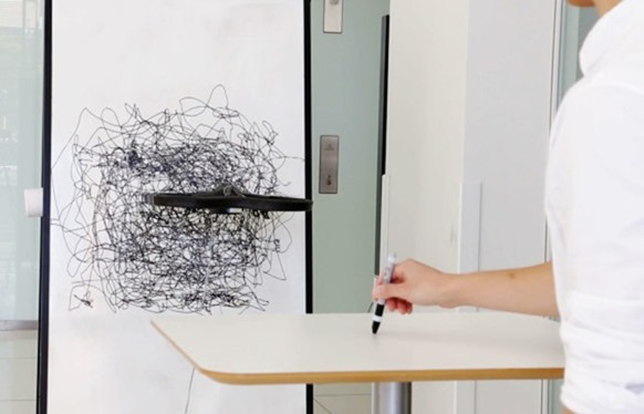 MIT新开发的这个系统,让无人机代替画笔作画!