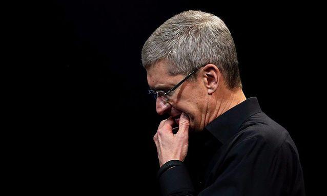 """""""托你们的福""""!苹果拿出了13年最差财报"""