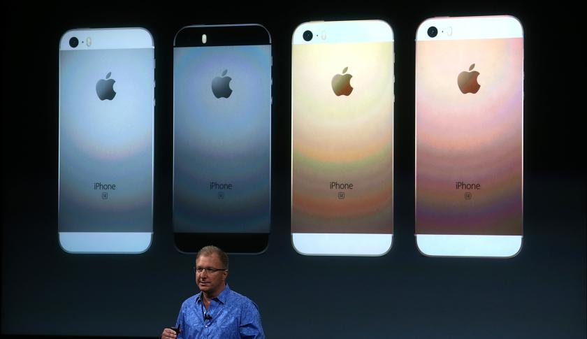 """苹果""""头疼病"""":中国、聊天机器人和低价手机"""