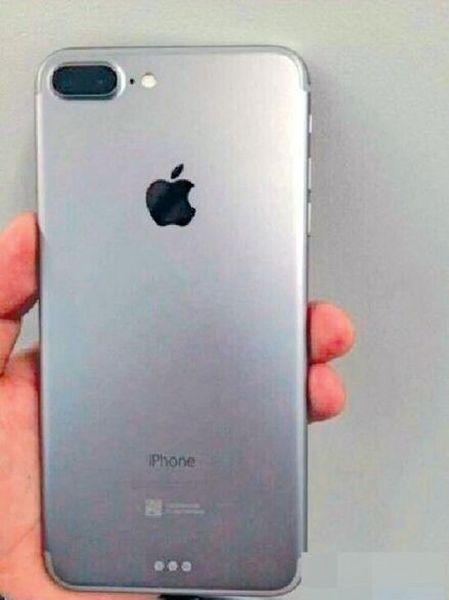 外媒再曝iPhone 7,可外接键盘了?!