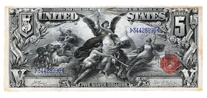 美元设计变更史―不了解这些,都不好意思说自己爱钱