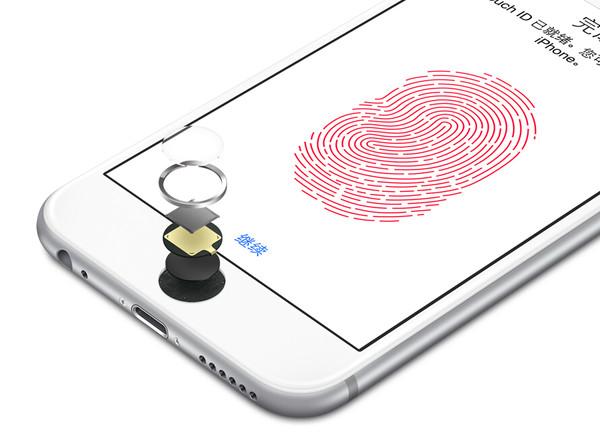 苹果指纹辨识Touch ID速度好快 谜底原来在这