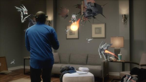 微软AR眼镜Hololens规格曝光,快来看看硬件配置