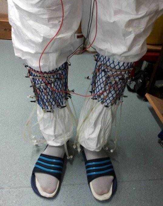 """尿液发电的袜子!这么""""污""""用它干嘛?"""
