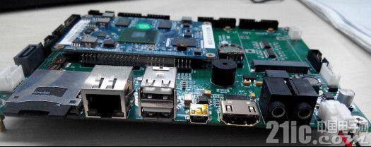 ��ý����Ƶ���崦��оƬ����Freescale i.MX6 ������(IAC-IMX6-Kit)����
