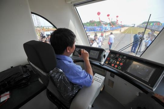 百分百超级电容造!武汉有轨电车领先世界