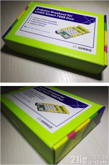 功能齐全作用精细――Breakout for LinkIt Smart 7688 Duo 评测