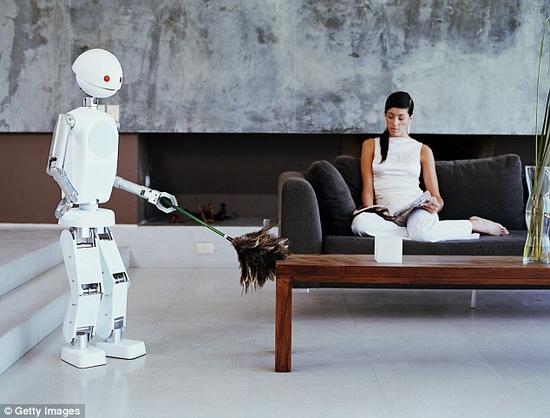 马斯克正研究让智能机器人帮你分摊家务