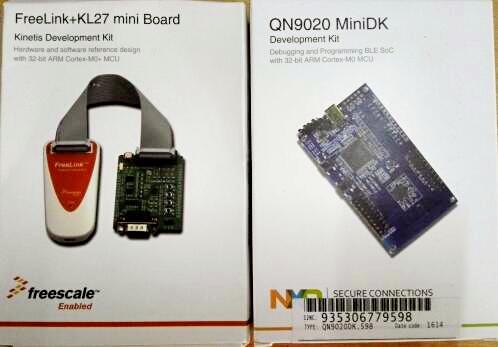 低功耗可穿戴蓝牙应用――QN9020 Mini DK评测