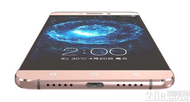 赛普拉斯USB-C电力传输解决方案助力乐视推出世界首款通过单一端口实现数据传输、充电和音频播放的智能手机