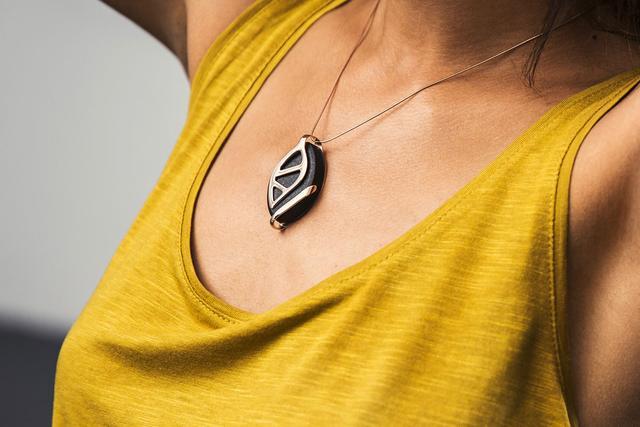Leaf Urban:一款助你睡眠帮你减压的智能珠宝