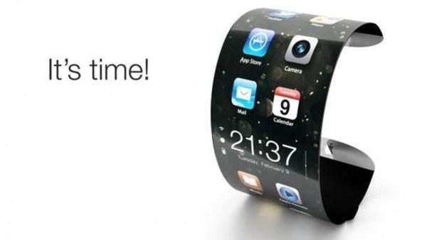 """LG真的""""弯""""了 将量产柔性屏折叠手机"""
