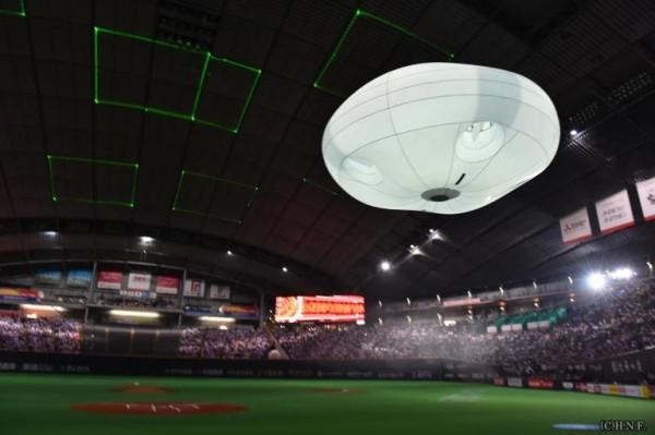 无人机和大气球的结合:松下研发新型无人机产品