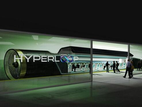 那家超级高铁Hyperloop公司联合创始人被赶走,反诉整个公司