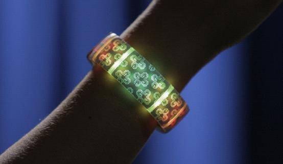 Gemio:一款能读懂你心情的智能手环