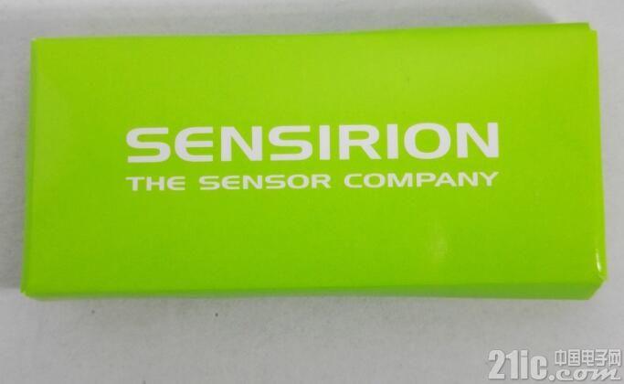 创新处处有――Sensirion SHT31温湿度传感器评估板评测