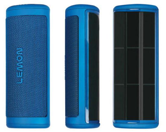 防水防摔太阳能充电 各项黑科技加持的蓝牙音箱