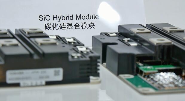 大功率器件SiC混合模块