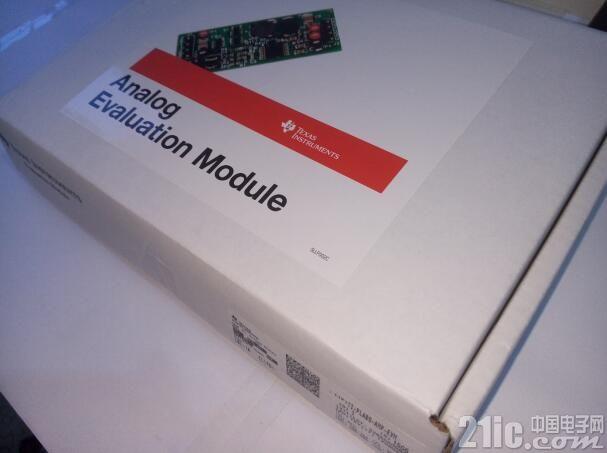 业内首个模拟电路学习板――TI-PLABS-AMP-EVM评测