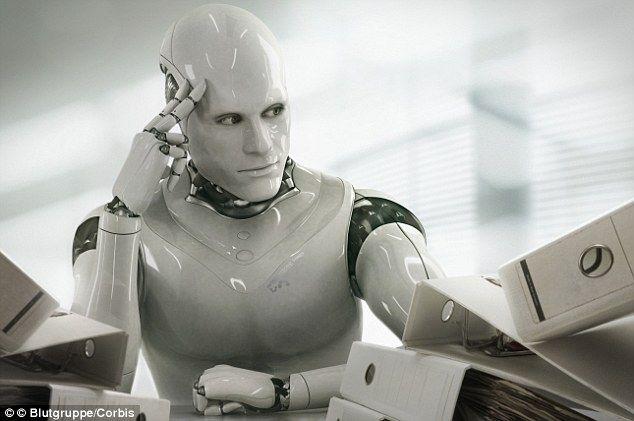 你的工作中枪了吗?机器人时代来袭将致60%职业受影响