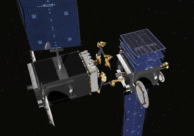 SSL将与美海军实验室合作 为DARPA开发空间机械臂