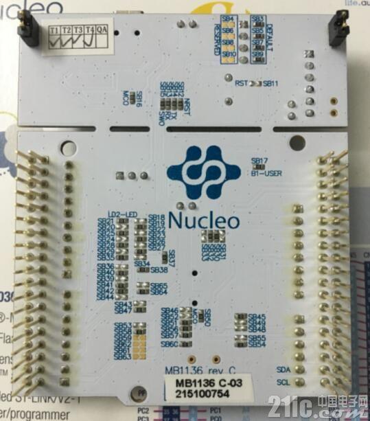 32位MCU的低价新宠――STM32F030评测