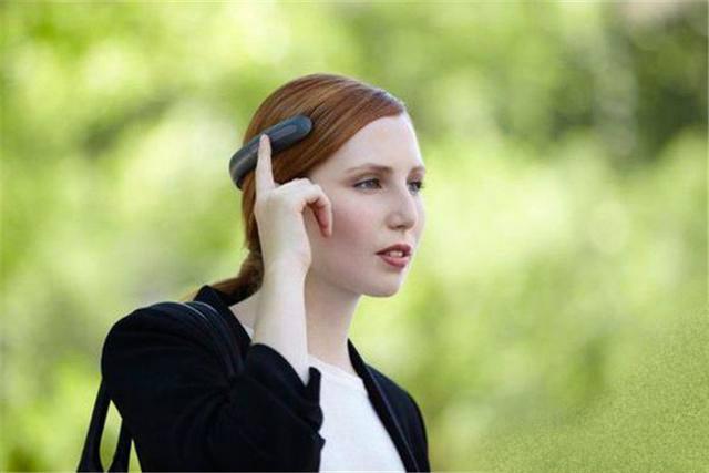 Batband:不用戴在耳朵上的耳机
