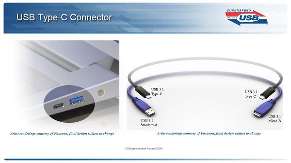 国际电工技术委员接受USB Type-C为国际标准