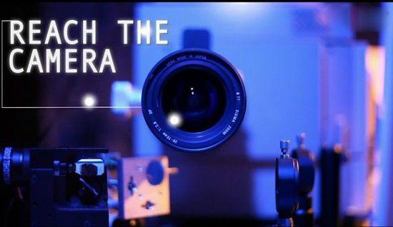 可透视相机或将面世 能看到的将不止是表面