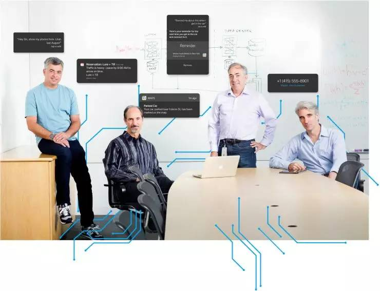 """Apple Brain"":苹果人工智能早已无处不在"