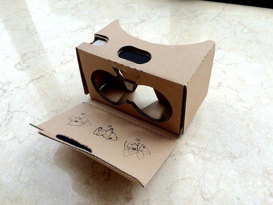 伪高端,简单几步教你十元钱打造一台VR眼镜