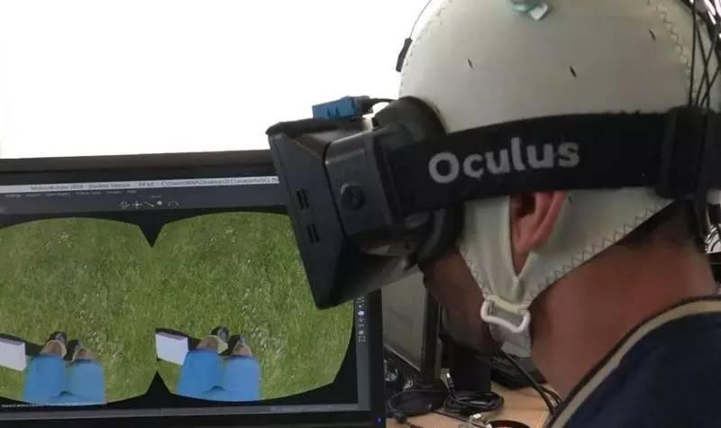 """重新行走,VR治疗技术帮助瘫痪者""""走路"""""""