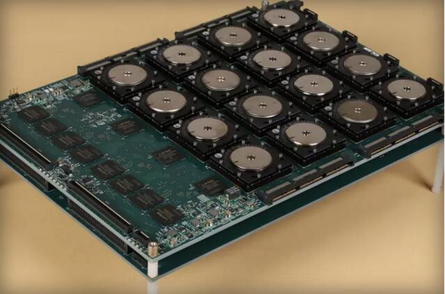 三星用TrueNorth芯片造高倍速新型数码相机,秒速2000帧