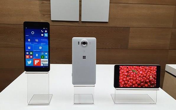 难能可贵,Lumia950上榜全球最佳智能手机