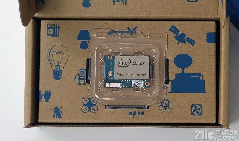 个性无处不在――Intel Edison Kit for Arduino评测