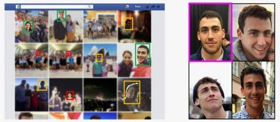 人脸识别安全存忧,美科学家用几张照片破解