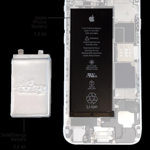 """新型""""锂金属""""电池明年面世,或让手机续航延长一倍"""