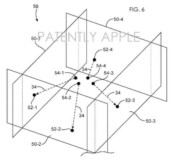 苹果新专利:iOS设备支持激光3D重建