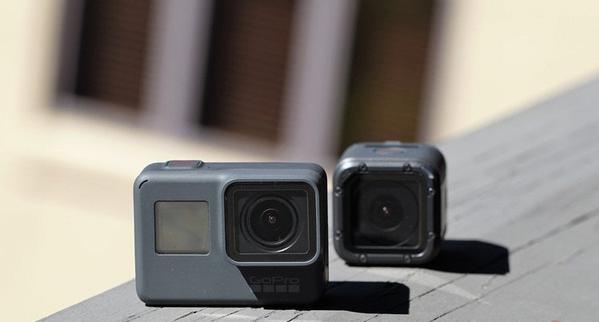 GoPro Hero 5面世:地表最强运动相机