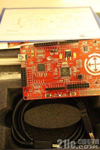 简化工业开发――CY8CKIT-044 PSoC开发套件评测