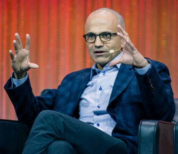 谷歌IBM躺枪!微软CEO表示:我们的AI不是用来玩游戏的