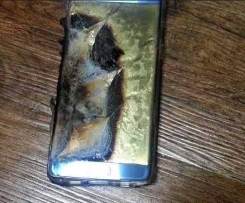 """深陷""""爆炸门""""三星损失惨重 国产手机厂商应引以为戒"""